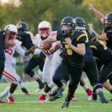 QB Debord and Kick Return Team Lead Centerville to Victory over Lakota West 52-35